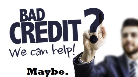 Bad Credit Business Loans With Guaranteed Approval?