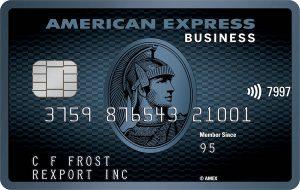 Business Explorer Credit Card
